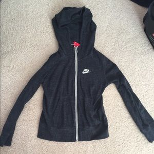 Nike Girls Zip Up Hoodie